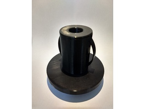 Bearing loaded Spool Holder for DIY Filament Dryers