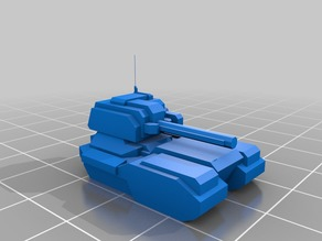 UEF T1 Meduim Tank