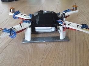 3D printable quadcopter