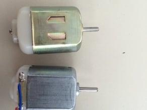 3V (Toy) Motor for negativ forms / Placeholder