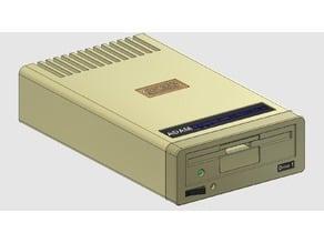 Arduino Mega 2560 Case (ADAM Computer Floppy Drive)