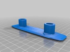 Finger wakeboard