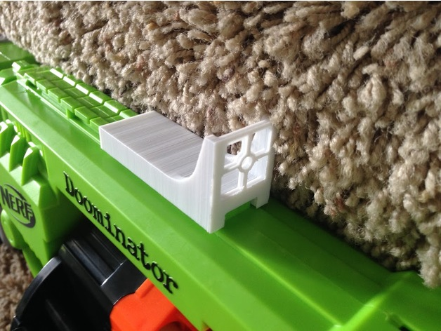 TACTICAL RAIL Compatible External Sight for NERF N-STRIKE Blaster