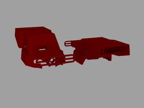 WLToys 12428 Custom Body 2018 WAR-PROOF Version