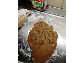 """Partybear """"Biba"""" - Cookie Cutter"""