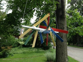 Wind Sculpture 2