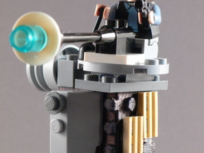 Star Wars LEGO Edition - PEZ Topper