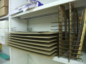 Shelf storehouse