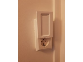 Philips Hue Light Switch Cover (Dimmer & Motion Sensor holder)