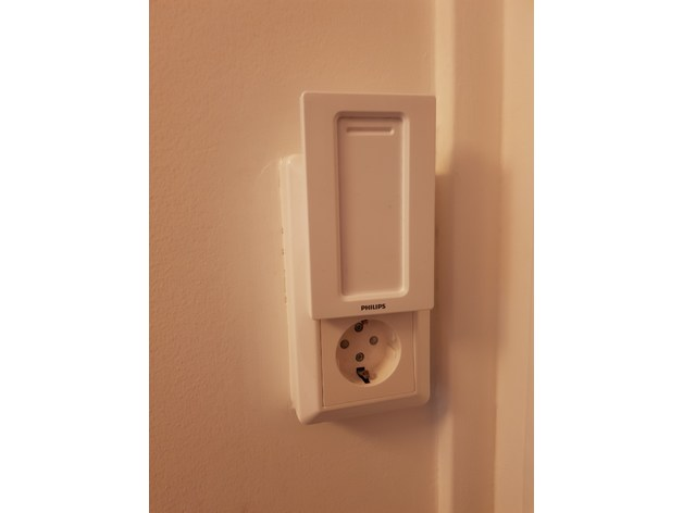 Philips Hue Light Switch Cover Dimmer Motion Sensor Holder By