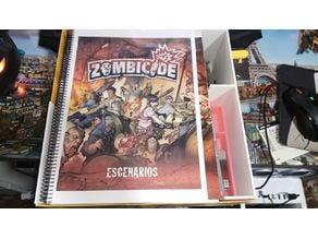 Zombicide box organizer