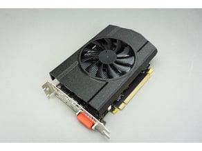 MSI GTX 1050 GPU Shroud