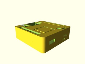 Parametrized Orange Pi Zero case