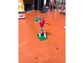 Electric football quarterback