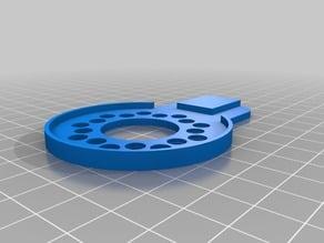 LED Ring for Logitech C310 Webcam