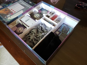 Stuffed Fables Box Organization