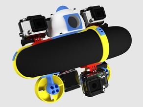 JALC Boat GoPro Adapter up to 5 cameras.