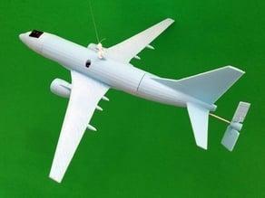Boeing 737 Ceiling Flyer