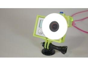 GoPro Lens Light