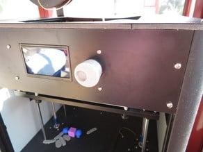 Tronxy C5 LCD knob (Ultimaker style)