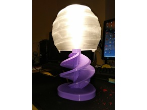 Lampe de chevet - bedside lamp
