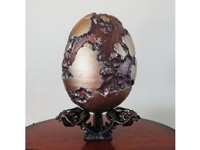 Dragon Egg - Craggy