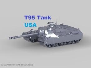 T95 tank