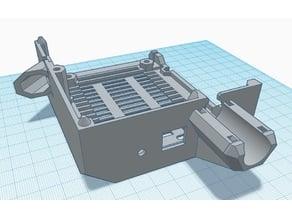 Prusa Mk3 Modified Einsy Base