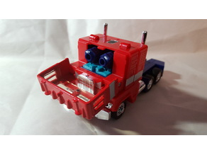 G1 Optimus Prime Hand Storage