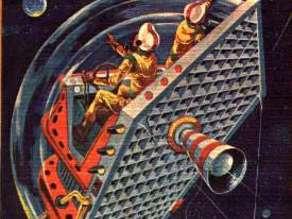 Tom Swift's  Space Kite