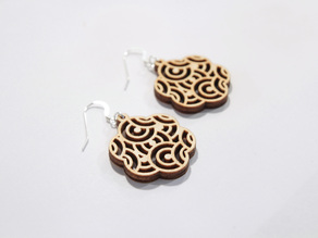 Oriental Earrings