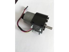JGB37 gearmotor support