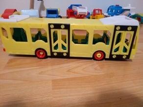 city bus toy