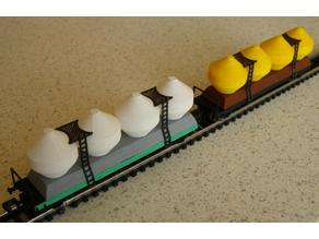 MiniRailway Uacs (customizable)