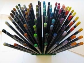 Pencils Fan