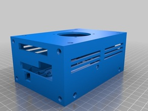 Case size_2 for Arduino Mega R3 and RAMPS 1.4 (for Prusa i3 or other)