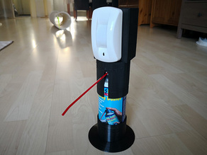 PET-SHOOO! Automated cat or dog deterrent