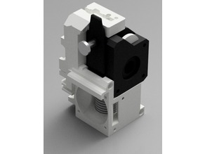 BMG Extruder Carriege for Prusa i3 MK3 Short and Bearing Version