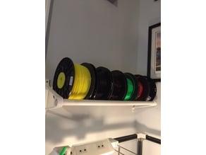 Filament Wall Rack