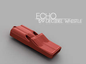 Echo | 3 tone whistle