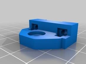 HEVO optical Z endstop mount