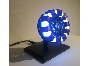 Iron Man Arc Reactor Stand