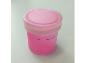 Screw Top Spill Proof Container