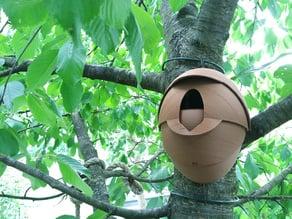 Nested Birdhouse (for smaller printer)
