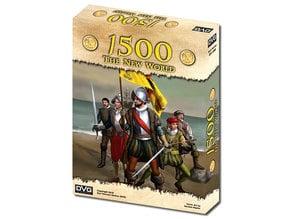 1500 The New World insert