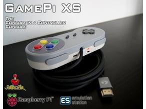 GamePi XS - SNES Pi Zero