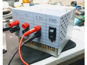 ATX to Benchtop Power Supply