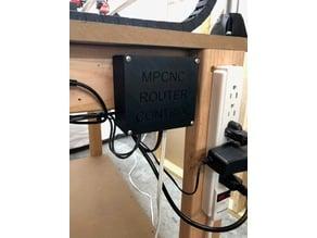 MPCNC Router PID Control Case