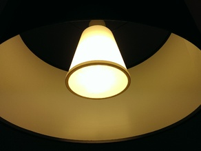 IKEA lamp diffusor