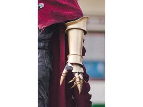 Vincent Valentine Armor (Gauntlet/Bracer)